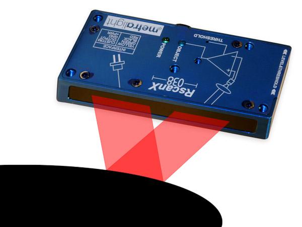 Sensores de Alineacion y mapeo de diafragma